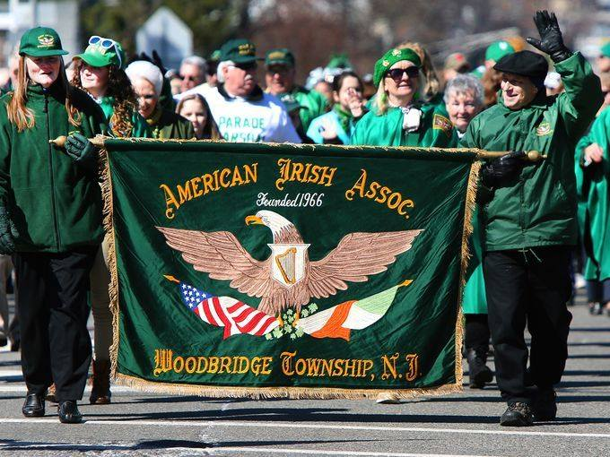 Woodbridge Saint Patrick's Day Parade! @ American Irish Association of Woodbridge